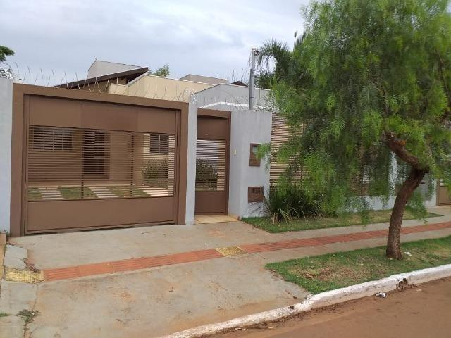 Linda Casa Jardim Anache No Asfalto - Foto 11
