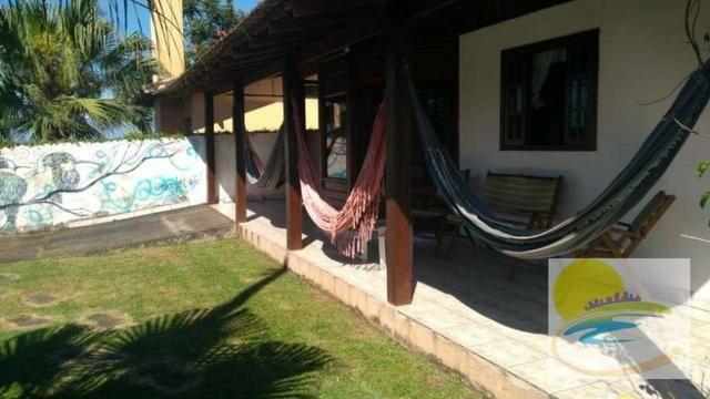 Casa com 3 dormitórios para alugar por R$ 800,00/dia - Praia do Imperador - Itapoá/SC - Foto 2