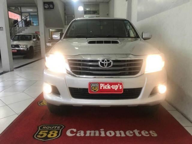 Toyota Hilux CD 4X4 SRV - Foto 5