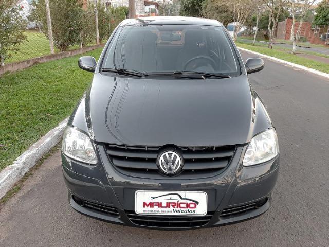 Vw - Volkswagen Fox 1.0 - 8V - 2009 - Completo - Aceito Moto na Troca - Foto 3