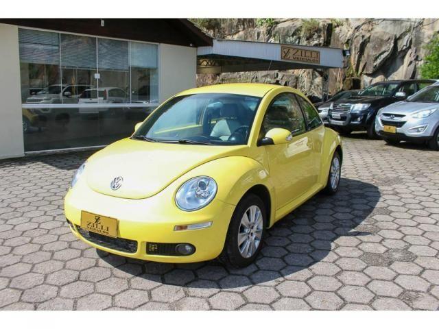 Volkswagen New Beetle BEETLE 2.0 AT - Foto 15