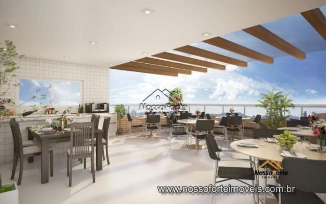 Lançamento Apartamento no Canto do Forte em Praia Grande - Foto 7