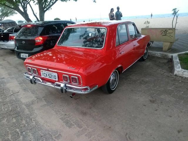 Raro Corcel 1972 4 portas - Foto 4