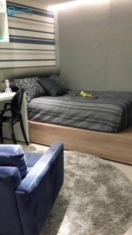 Apartamento com 4 dormitórios à venda, 182 m² por R$ 1.500.000,00 - Guararapes - Fortaleza - Foto 12