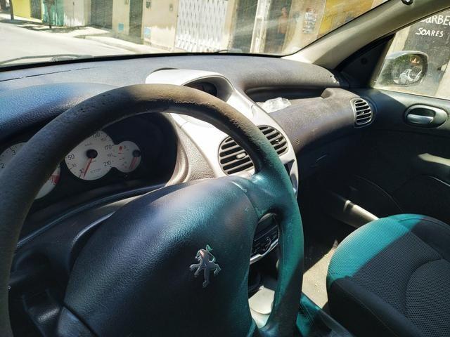 Peugeot 206 2006 - aceito propostas - Foto 4