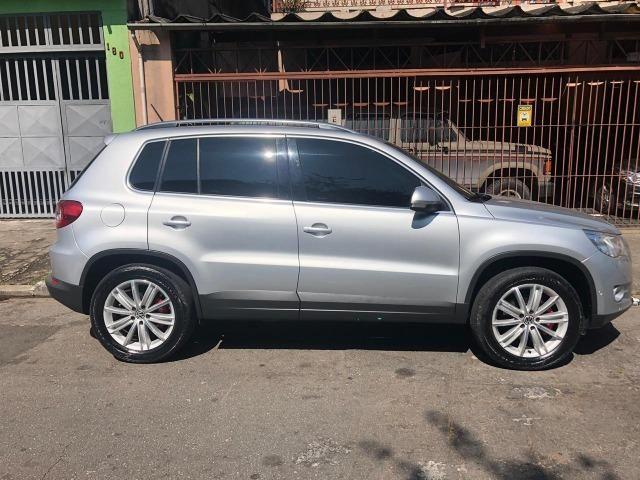Tiguan - Volkswagen - 2.0 - 2010/2011 - Impecavel - Foto 8