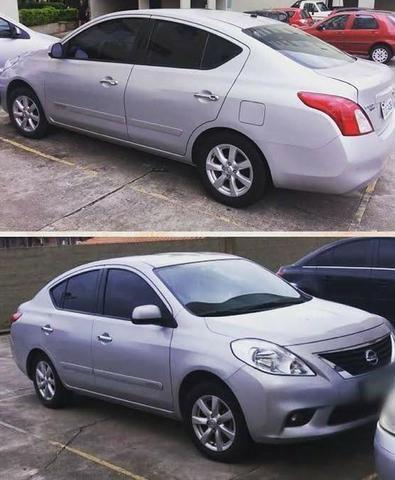 Nissan Versa Único Dono