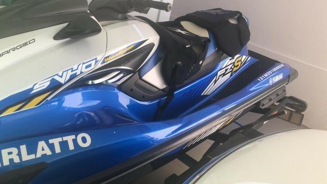Jet Ski Yamaha FZS 1800 2016 - Foto 10