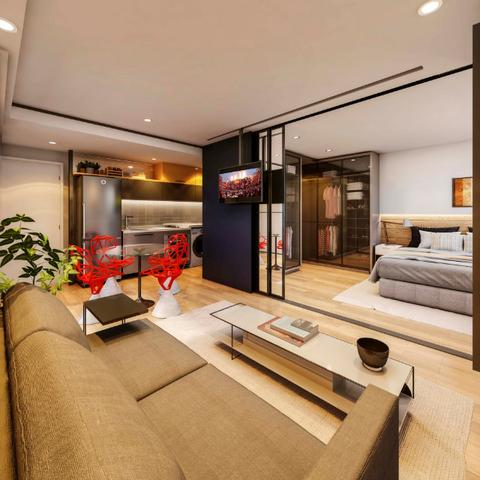 (MRA) TR36882-Apartamento na Aldeota, J Smart Jose Vilar, 37m², 1 Vaga - Foto 6