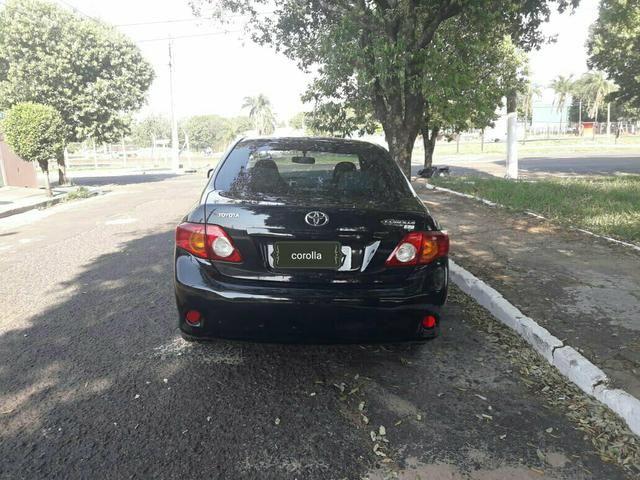 Vendo Toyota Corolla automático 1.8 gli 2010 - Foto 6
