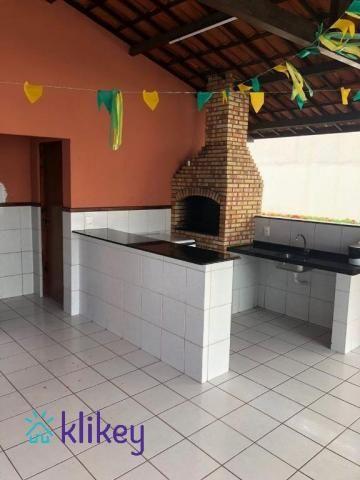 Apartamento à venda com 3 dormitórios em Messejana, Fortaleza cod:7945 - Foto 17