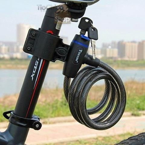 Cadeado para Bike Bicicleta Moto Super Reforçado ? Chame no Whats