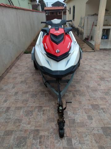 Jet Ski Seadoo GTS 130 Ano: 2012