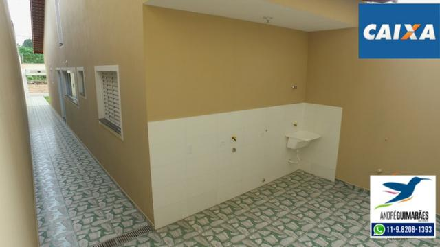 Casa no Jd. America - Itaquaquecetuba - Nova ! Aceita Financiamento - Foto 5