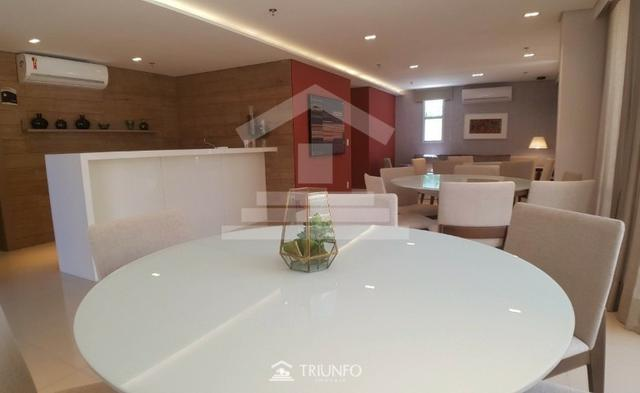 (DD12454) Apartamento a venda na Aldeota_Antonio Martins_126m²_Novo - Foto 17