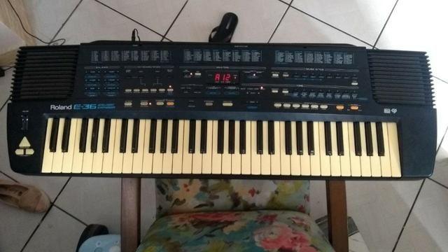 Teclado Roland e36 - Foto 4