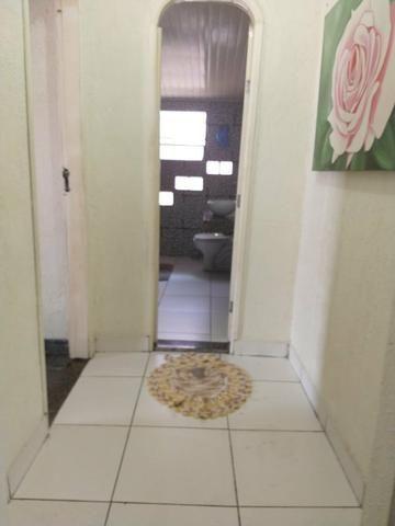 Aluga-se casa bem localizada no bairro Liberdade,casa ampla, - Foto 4