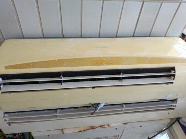 Vendo ar condicionado 22.000 e 30.000 btus - Foto 3