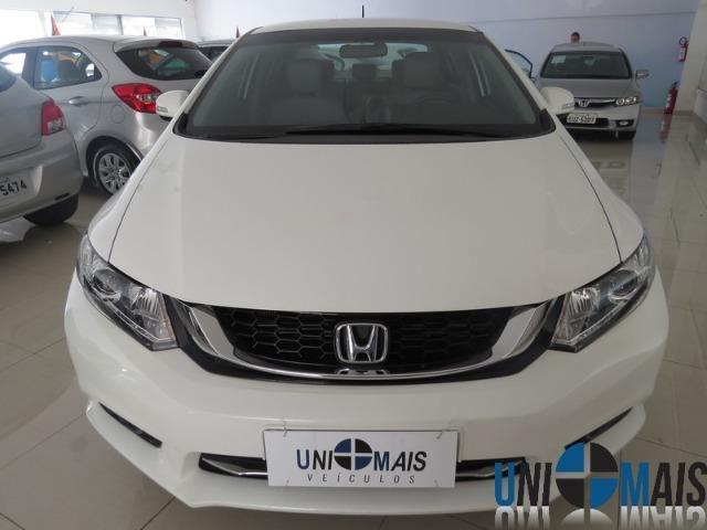 Honda Civic Lxr 2.0 Automatico 2016 Completo Baixa Kilometragem Apenas 65.900 Ljd