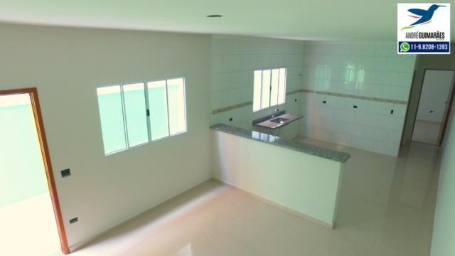 Casa Nova de Construtor em Suzano ! 3 Vagas de Garagem ! - Foto 4
