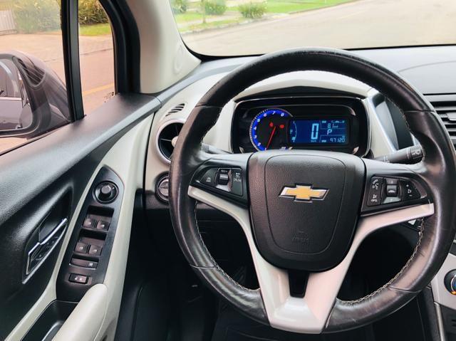 Chevrolet Tracker LTZ com teto solar - Foto 16