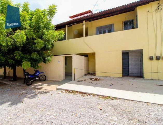 Apartamento para alugar, 55 m² por R$ 500,00/mês - Jangurussu - Fortaleza/CE - Foto 2