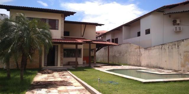 Casa alugar no Calhau com 4 suítes - Foto 2