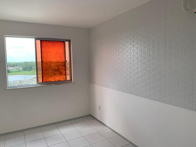 Ótimo apartamento com 58 m² - Condomínio fechado em Messejana - Foto 13