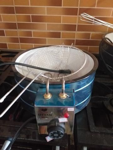 Fritadeira 3 litros 269.99 reais tel *