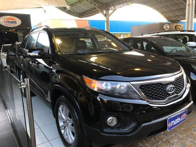 KIA SORENTO 2010/2011 2.4 EX2 4x4 16V GASOLINA 4P AUTOMÁTICO - 2011 - Foto 3