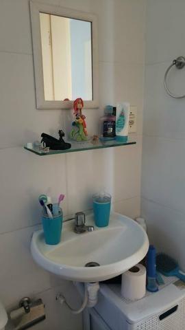 Alugo Apartamento 45m2, sala, 2/4, cozinha/lavanderia, banheiro - Foto 6