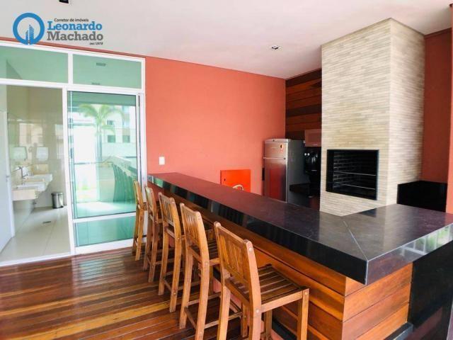 Apartamento com 4 dormitórios à venda, 182 m² por R$ 1.500.000,00 - Guararapes - Fortaleza - Foto 20