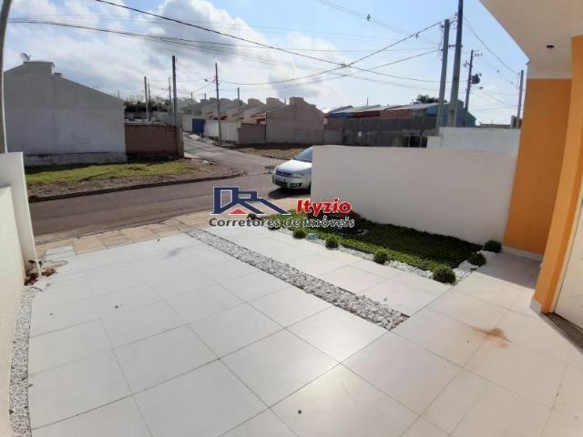 Casa com 3 quartos dentro de condomínio no bairro Gralha Azul - Foto 11