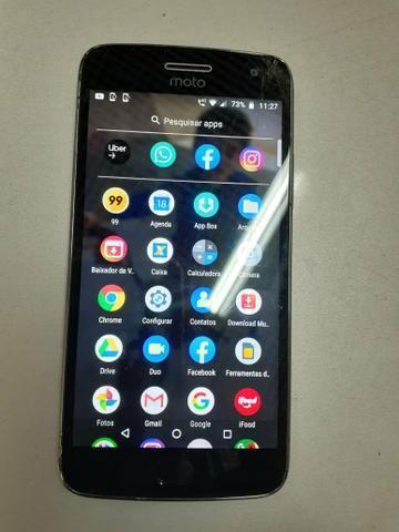 Moto g 5 plus 32 GB do jeito que está - Foto 2