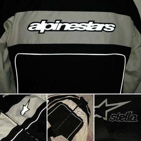 Calça jaqueta alpinestar