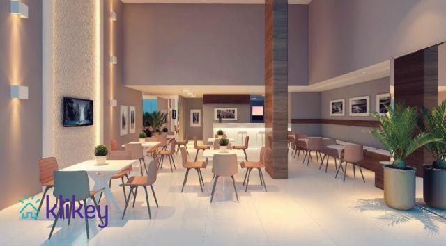 Apartamento à venda com 3 dormitórios em Presidente kennedy, Fortaleza cod:7855 - Foto 12