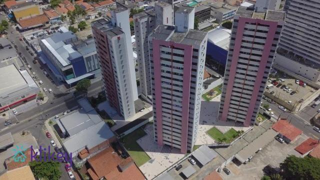 Apartamento à venda com 3 dormitórios em Centro, Fortaleza cod:7901