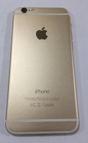 IPhone 6 128gb dourado - Foto 2