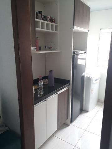 Vendo apartamento 48 metros.aceito tucson ou Duster de entrada - Foto 7