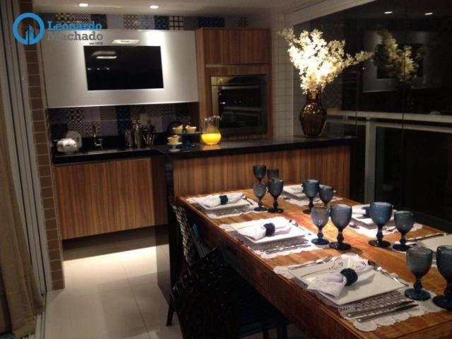 Apartamento com 4 dormitórios à venda, 182 m² por R$ 1.500.000,00 - Guararapes - Fortaleza - Foto 2