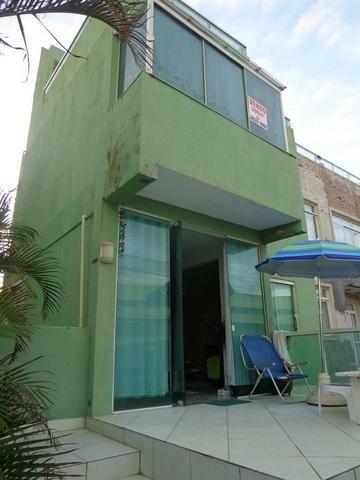 Casa 3/4 e gabinete, vista mar Jaguaribe - Foto 2