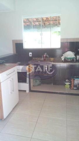 OLV-Casa com 2 dormitórios à venda,- Cabo Frio/RJ CA1169 - Foto 9
