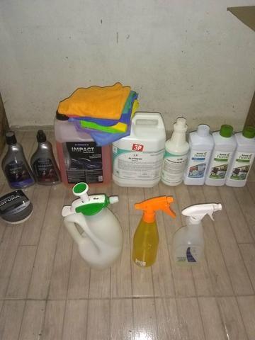 Materiais e Ferramentas para lavagem a seco e lava-jato ( dinheiro ou no cartão ) - Foto 5