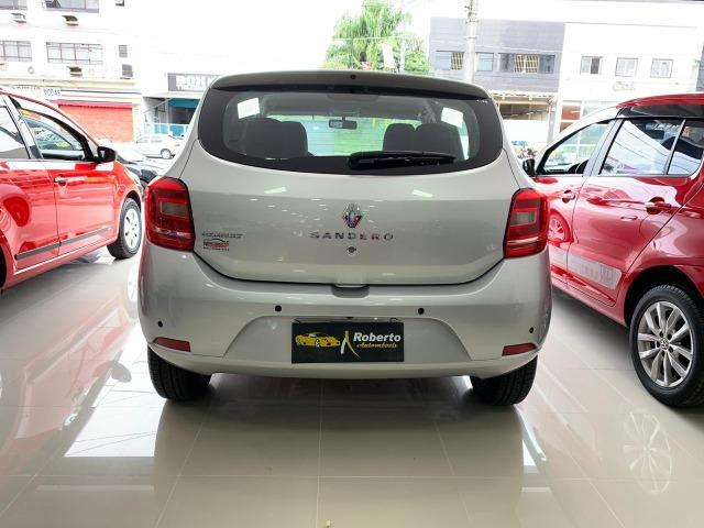Renault-Sandero Expression 2019 1.0 12v Flex.Sem Entrada+48xR$1.199,00 - Foto 4