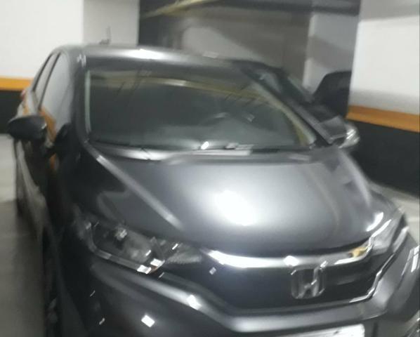 Honda FIT EX CVT - cinza 2018/2018 - Foto 2