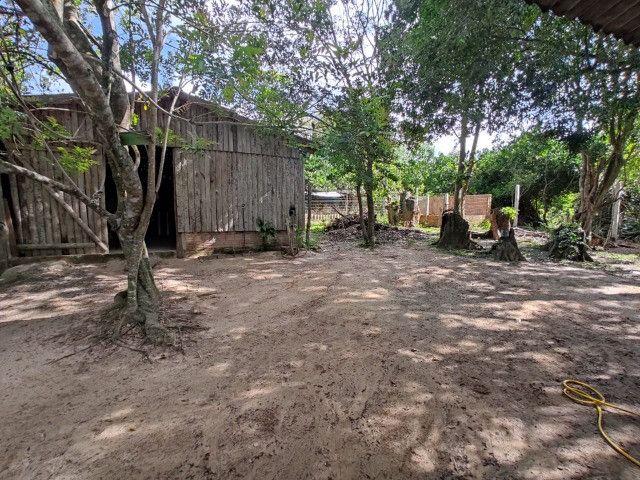 Velleda oferece terrenão c/ casa, galpão e arborizado em condomínio fechado - Foto 11
