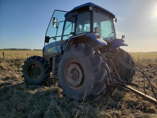 Trator TM 7010 Ano 2009 com 140 cvs - Foto 6