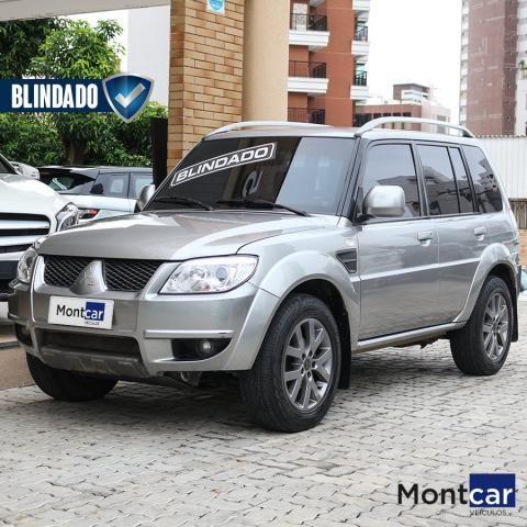 PAJERO TR4 2015/2015 2.0 4X2 16V 140CV FLEX 4P AUTOMÁTICO