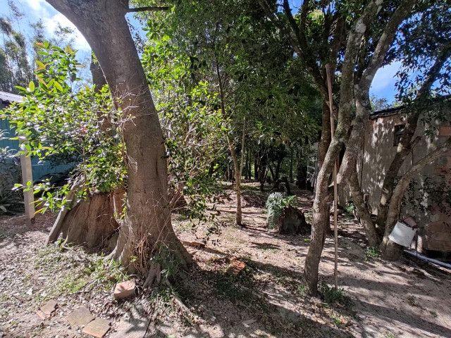 Velleda oferece terrenão c/ casa, galpão e arborizado em condomínio fechado - Foto 17