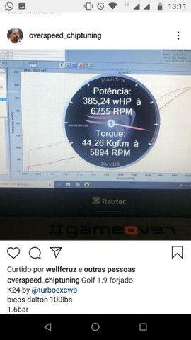 Golf GTI 2003 1.9T Forjado! 350cv de rodas! - Foto 20